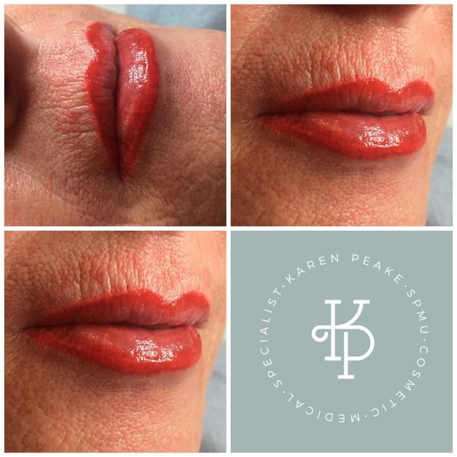 Lip blend